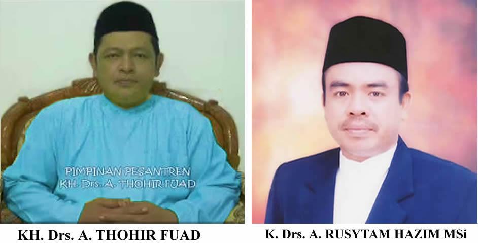 Pimpinan dan wakil